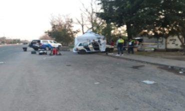 Investigan la muerte de un taxista en avenida Papa Francisco