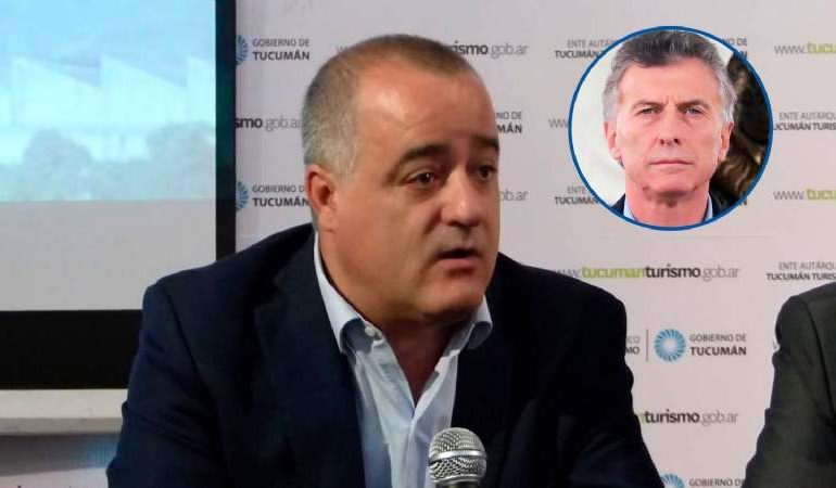 El intendente Noguera le respondió a Macri, quien lo trató de «remolón»