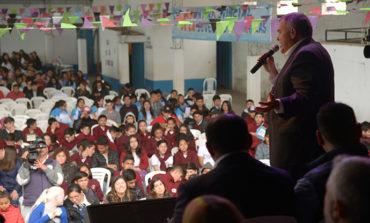 Jaldo inauguró el 3° Foro de Juventudes