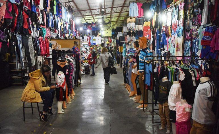 La crisis también golpea a las ventas en el Mercado Persia