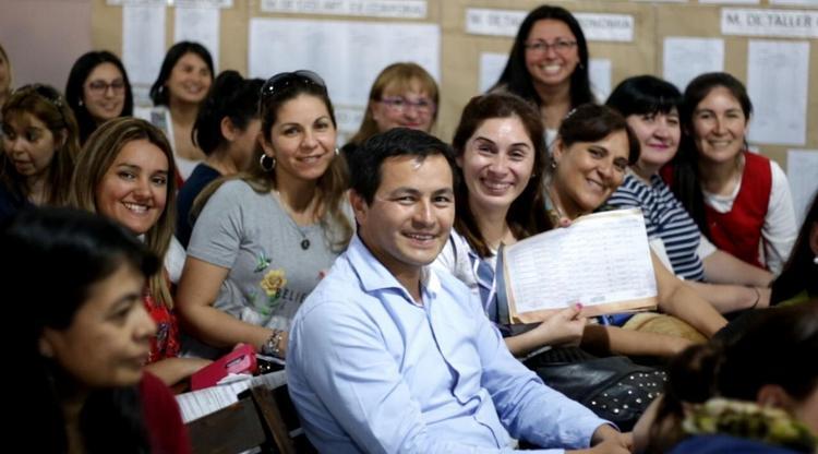 Titularizaron a docentes de Educación Especial
