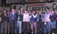 Jaldo reunió al peronismo en Monteros