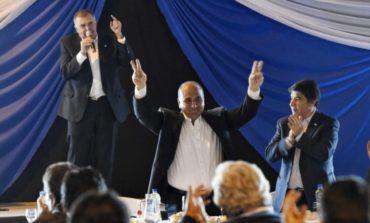 El PJ tucumano cierra la campaña con un multitudinario acto