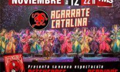 """La magia de la murga uruguaya llega a Tucumán con """"Agarrate Catalina"""""""
