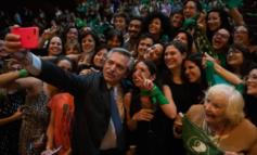 Alberto Fernández y su firme postura a favor de la legalización del aborto