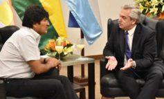 Alberto Fernández contó detalles de su charla con Macri por la situación de Evo