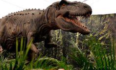 Escultores sumarán 40 dinosaurios gigantes al Parque Jurásico de Famaillá