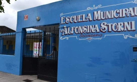 Oportunidad para docentes en la escuela secundaria municipal Alfonsina Storni