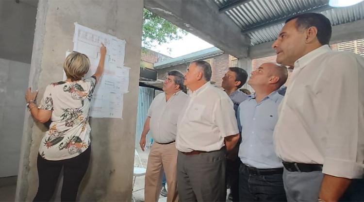 Monteros: Amplían una escuela para recibir a 150 nuevos alumnos