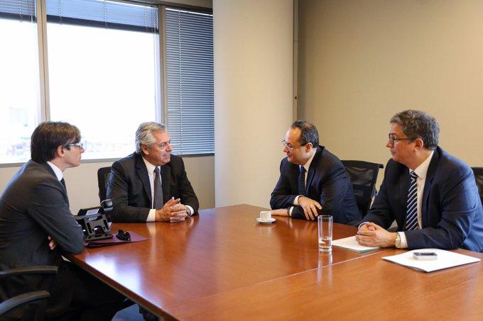 Alberto Fernández prepara siete leyes para sus primeros 10 días de gobierno