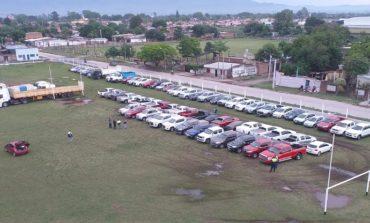 Megaoperativo: Desbaratan una banda de estafadores en distintos puntos de la provincia
