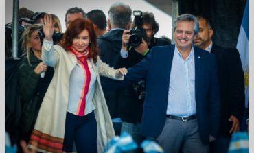 Alberto Fernández respaldó el alegato de Cristina