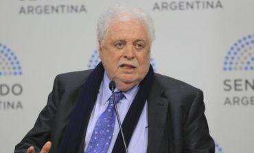 Ginés González García será el ministro de Salud de la Nación