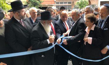Se inauguró el Templo Beit Jabad