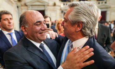 """Manzur: """"No tengo dudas de que Alberto Fernández será un gran presidente"""""""
