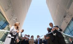 Inauguran una nueva sede del Poder Judicial