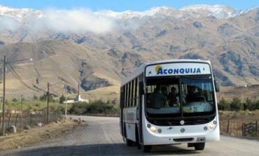 Aumento: Para ir a los Valles se necesitan $1000 pesos
