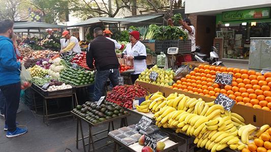 Se inaugura la Feria Alimentaria en el Ingenio Cultural