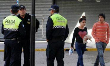 Barrio Sur: Atrapan en pleno robo a tres conocidos delincuentes