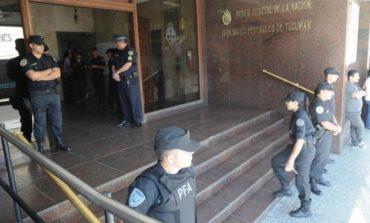 Insólito: Robaron dos kilos de cocaína de los Tribunales Federales de Tucumán