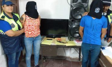 Simoca: Detienen a una pareja y recuperan lo robado en un escruche