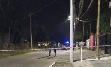 El Manantial: Matan a puñaladas a un hombre en un asalto