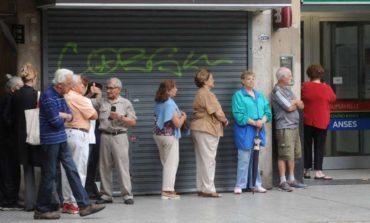 Los bancos vuelven a abrir sus puertas este miércoles para pagos de pensiones y jubilaciones
