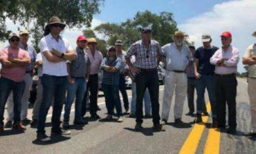 """Paro del Campo: """"No podemos pagar la misma retención todos"""""""