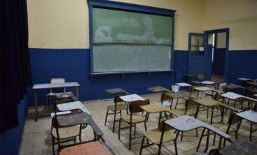 El gobierno nacional descartó el reinicio de las clases