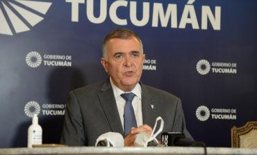 Para Jaldo Tucumán debe dejar atrás las mezquindades políticas