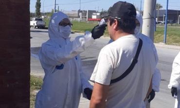 Se activó el protocolo Covid-19 para los obreros golondrina procedentes de Río Negro