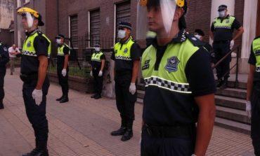 Nueve policías tucumanos están en cuarentena