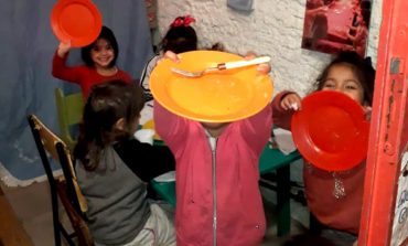 """""""Codo a codo"""": Combatir el hambre en tiempos de cuarentena"""