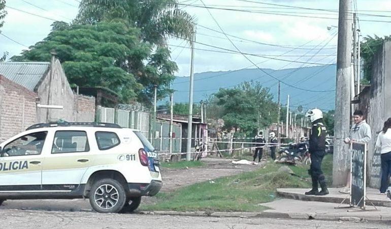 Femicidio en El Colmenar: La mataron delante de sus hijos