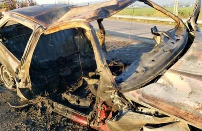 Accidente fatal: Cuatro jóvenes de Aguilares murieron en la ruta 38