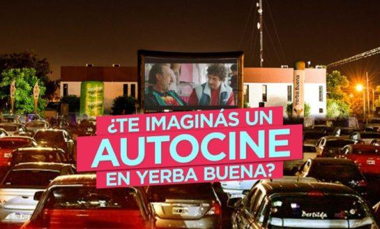 Yerba Buena presentó ante el COE la propuesta de un Autocine