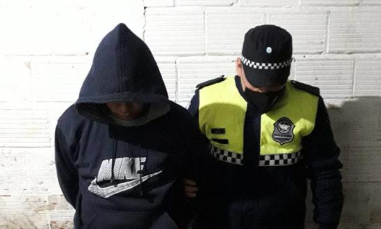 Concepción: Capturan a un joven acusado de femicidio