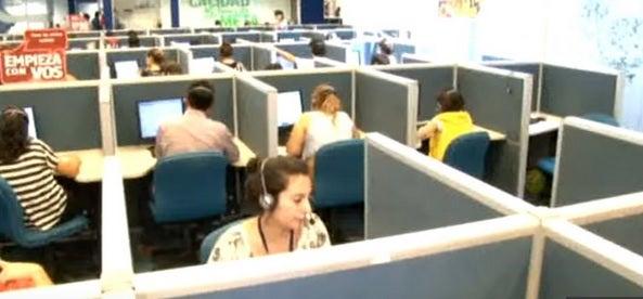 Piden autorizar la reapertura de dos call center en Tucumán