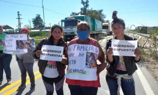 Desaparición de Espinoza: allanaron la comisaría de Monteagudo