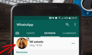 WhatsApp: cómo ponerle música a los estados de un modo sencillo