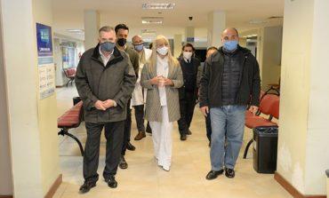 Inauguran un Banco de Plasma para tratar pacientes con coronavirus