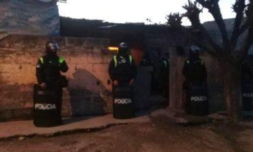 """Atraparon a """"Chuqui"""", el líder de una peligrosa banda de la capital tucumana"""