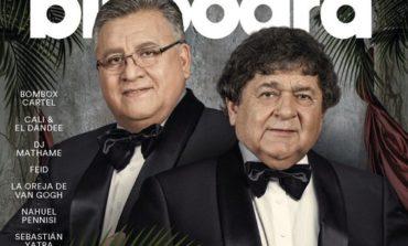"""Explotaron las redes: Los Palmeras en la tapa de la revista """"Billboard"""""""