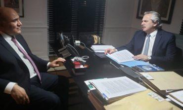 Manzur se reunió con Alberto Fernández para analizar flexibilizaciones del aislamiento