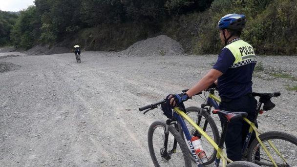 Habilitan en Yerba Buena el Circuito Seguro para bikers