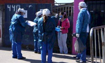 Lastenia: Casi mil testeos desde el fin de semana