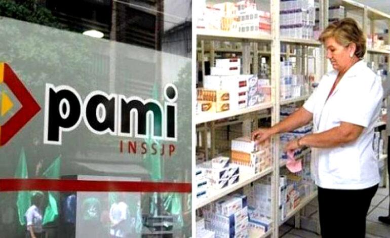 PAMI: Congelan el precio de los medicamentos hasta el 31 de octubre