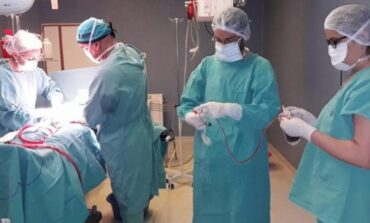 En la Maternidad, realizan una novedosa cirugía a bebé de 760 gramos