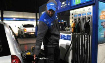 Desde hoy los combustibles de YPF cuestan un 4,5% más