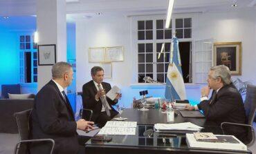 """Alberto Fernández: """"No voy a permitir que llegue a un punto de colapso"""" el sistema sanitario"""